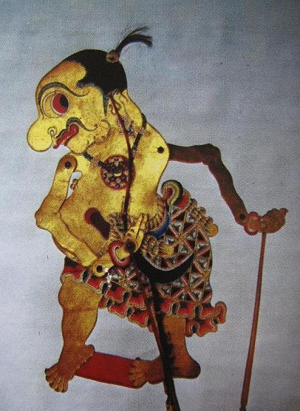 Punakawan dalam Wayang Jawa - Asia Culture