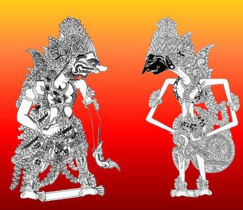 Rahwana vs Arjunasasrabahu
