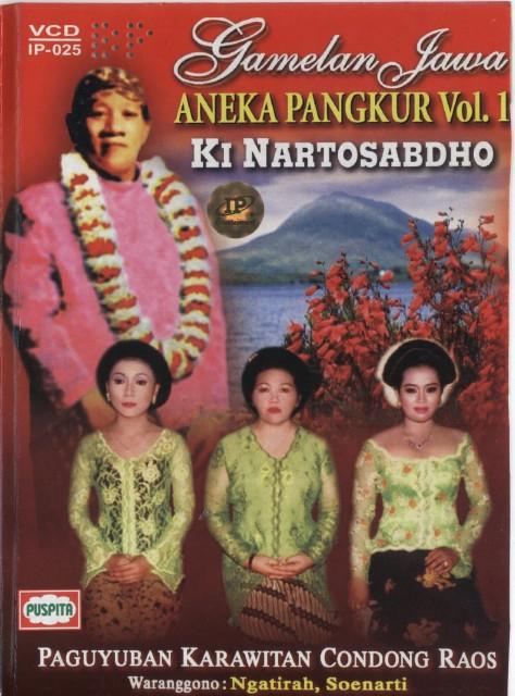 Nartosabdho-Aneka Pangkur Vol 1 Cover