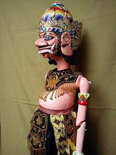 Batara Kala Wayang Golek