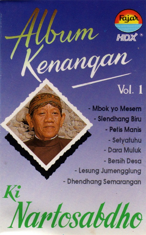 KNS Album Kenangan Vol. 1 Cover