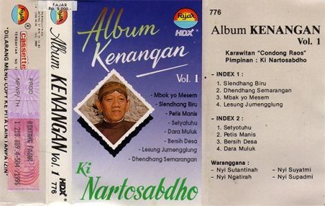 KNS Album Kenangan Vol. 1 Full