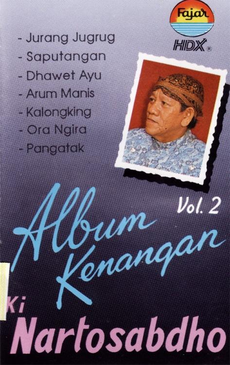 KNS Album Kenangan Vol. 2 Cover