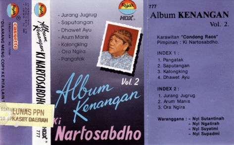 KNS Album Kenangan Vol. 2 Full