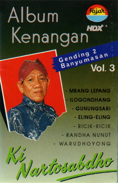 KNS Album Kenangan Vol. 3 Cover