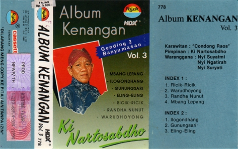 KNS Album Kenangan Vol. 3 Full