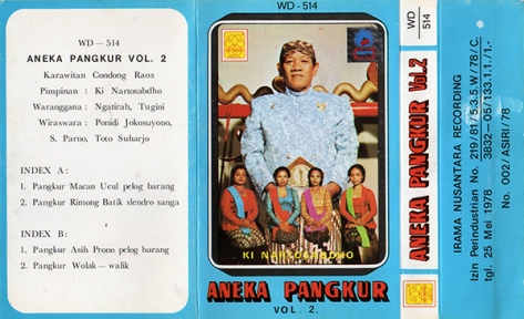 KNS Aneka Pangkur Vol.2 All