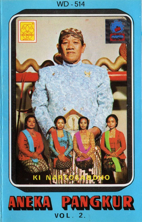KNS Aneka Pangkur Vol.2 Cover