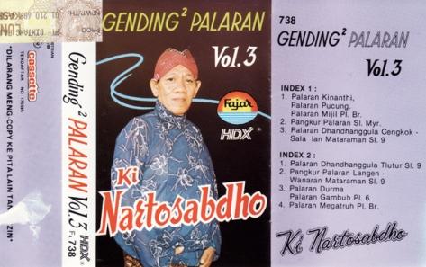KNS Gending2 Palaran Vol. 3 Full