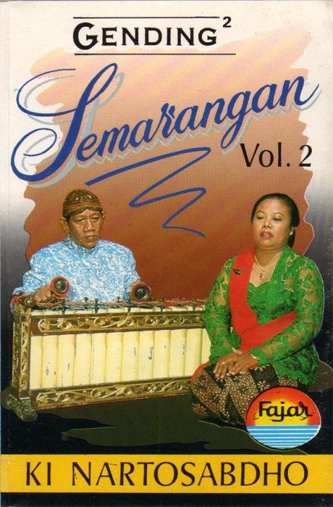 KNS Gending2 Semarangan Vol 2 Cover