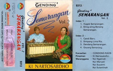 KNS Gending2 Semarangan Vol 2 Full