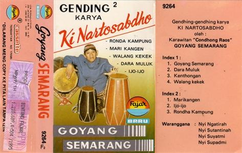 KNS Goyang Semarang Full