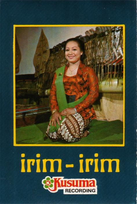 KNS Irim-irim Cover