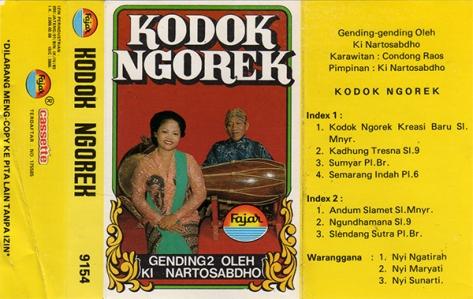 KNS Kodok Ngorek Full