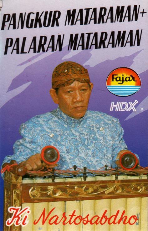 KNS Pangkur Mataraman Cover