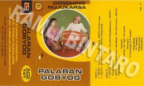 ACD141 Palaran Gobyog - Gendhing Nujukarsa