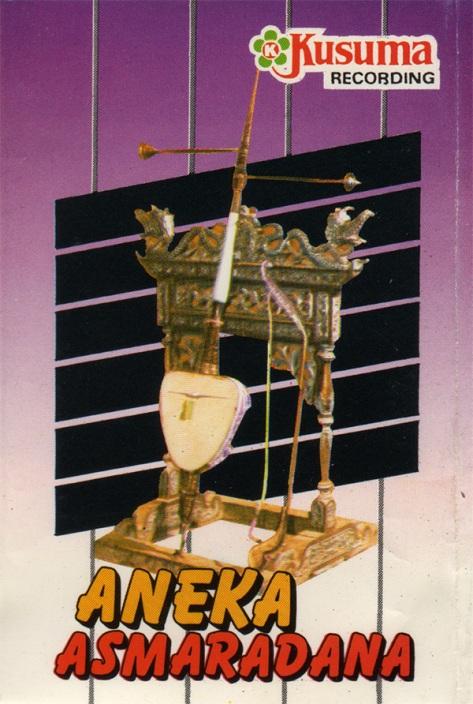 S. Ciptosuwarso Aneka Asmaradana Cover
