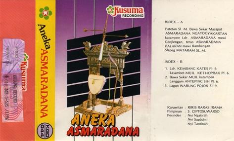 S. Ciptosuwarso Aneka Asmaradana Full