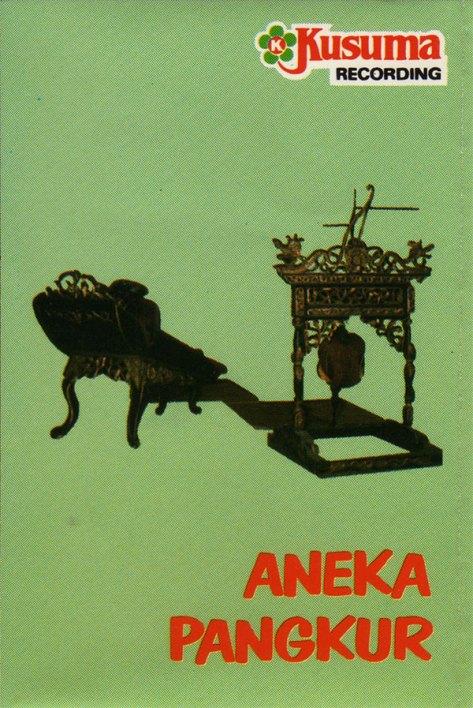 S. Ciptosuwarso Aneka Pangkur Cover