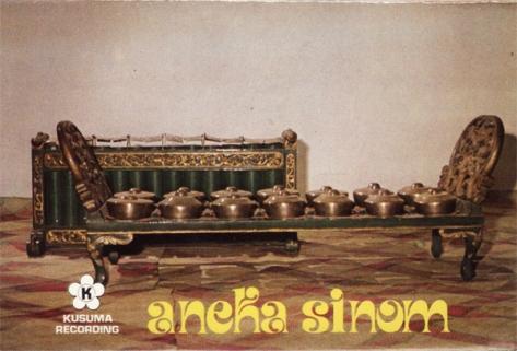 S. Ciptosuwarso Aneka Sinom Cover