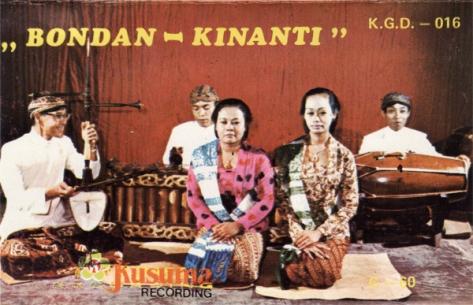 S. Ciptosuwarso Bondan Kinanti Cover