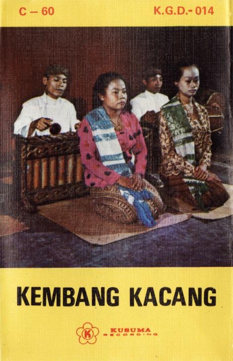 S. Ciptosuwarso Kembang Kacang Cover