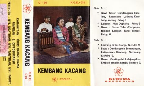 S. Ciptosuwarso Kembang Kacang Full