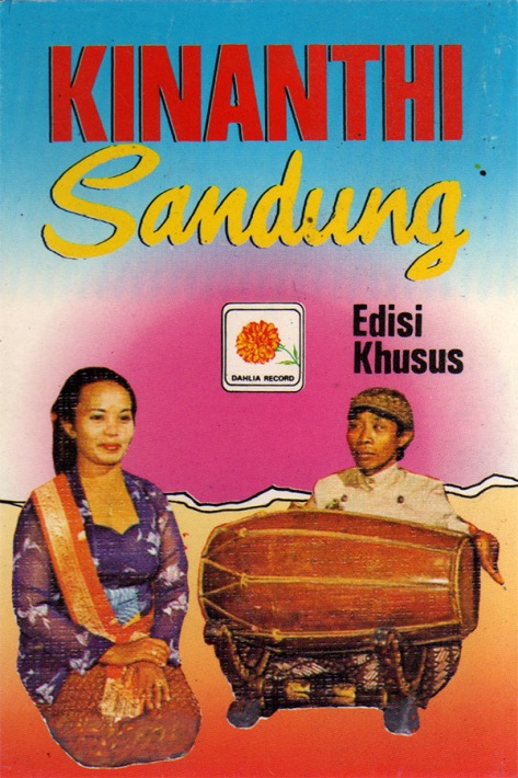 S. Ciptosuwarso Kinanthi Sandung Cover