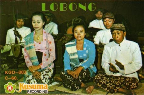 S. Ciptosuwarso Lobong Cover