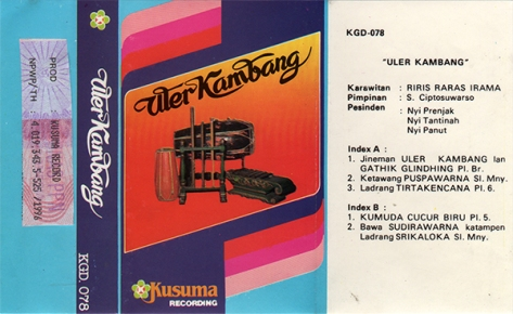 S. Ciptosuwarso Uler Kambang Full