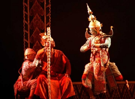 14. The Underspell Teacher ask Hanuman To Meet The Enemy Leader