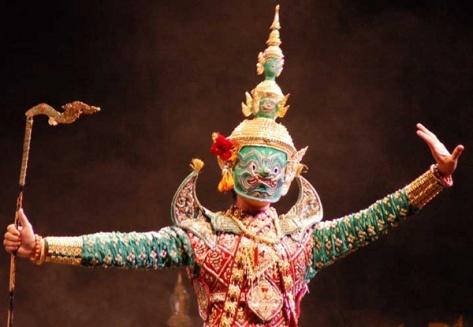 17. The Hanuman as an Intruder General for Enemy