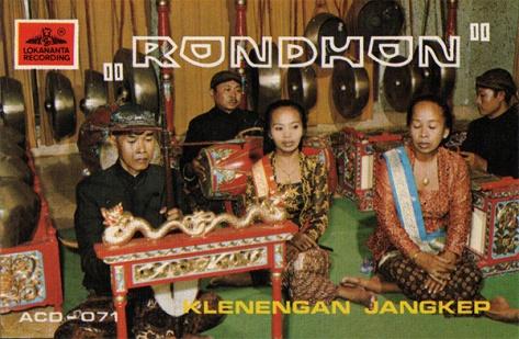 ACD071 Klenengan Jangkep - Rondhon Depan