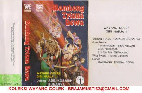 AKS Bambang Trisna Dewa - Ade Kosasih Sunaryar