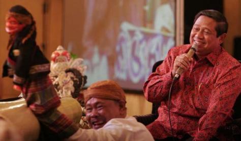 Asep Sunandar Sunarya dan SBY