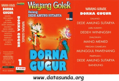 Dede Amung Sutarya - Dorna Gugur