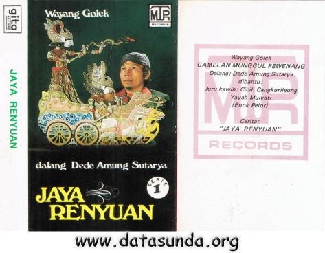 Dede Amung Sutarya - Jaya Renyuan