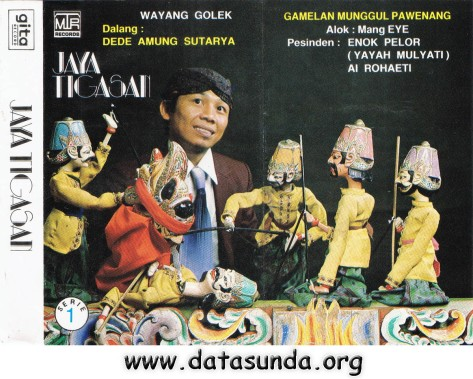 Dede Amung Sutarya - Jaya Tigasan