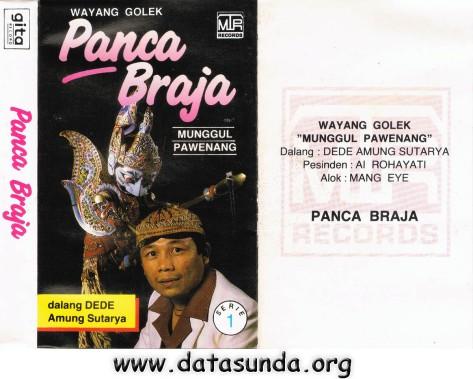 Dede Amung Sutarya - Panca Braja