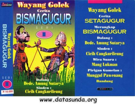 Dede Amung Sutarya - Seta Bima Gugur