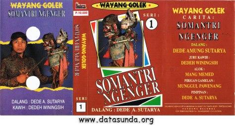Dede Amung Sutarya - Somantri Ngenger