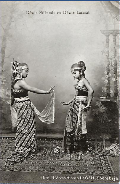 Dewi Srikandi n Dewi Larasati