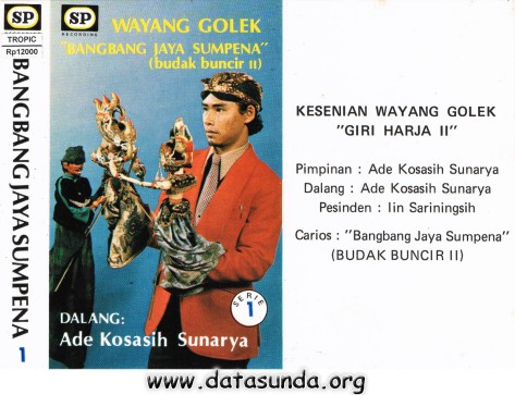 Giri Harja 2 - Bangbang Jaya Sumpena (Budak Buncir 2)