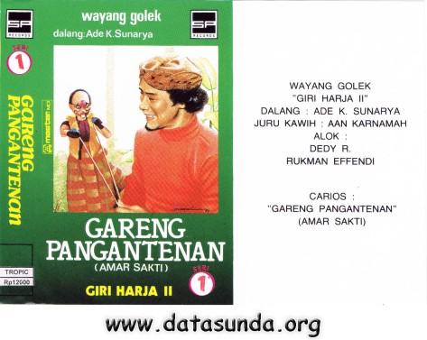Giri Harja 2 - Gareng Pangantenan (Amar Sakti)
