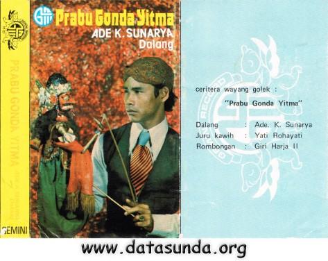 Giri Harja 2 - Prabu Gonda Yitma