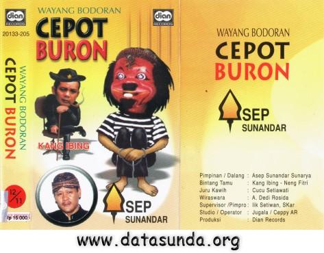 Giri Harja 3 - Cepot Buron