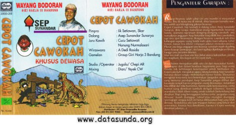 Giri Harja 3 - Cepot Cawokah