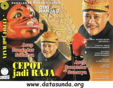 Giri Harja 3 - Cepot Jadi Raja