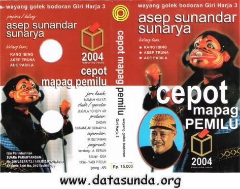 Giri Harja 3 - Cepot Mapag Pemilu