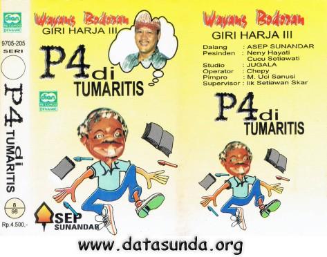 Giri Harja 3 - Cepot P4 di Tumaritis